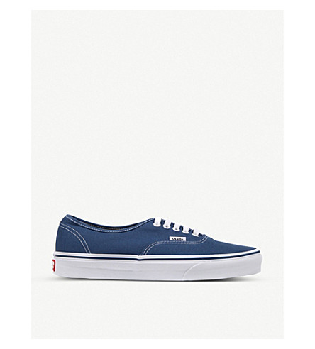 VANS Authentic low-top trainers (Navy