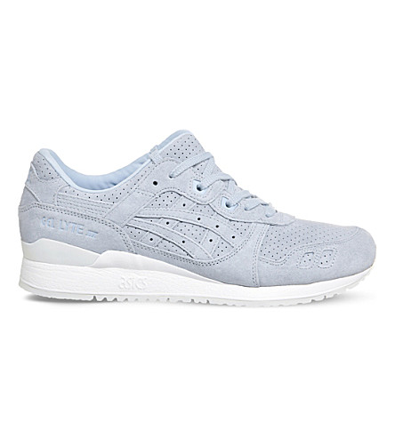 ASICS Gel Lyte III suede trainers (Skyway+skyway