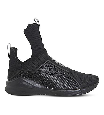 ... PUMA Rihanna Fenty Fierce trainers (Black+black. PreviousNext df7c8b1ef