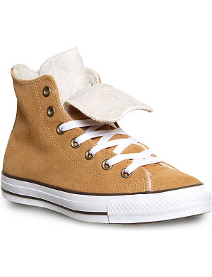 CONVERSE All star double-tongue high-top trainers