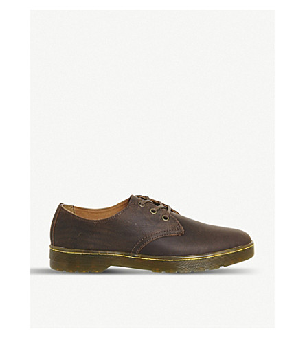 DR. MARTENS Coronado leather shoes (Gaucho leather