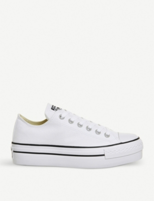 Men'S Chuck Taylor All Star Street Hiker Mid Top Shoes From Finish Line in White/Black