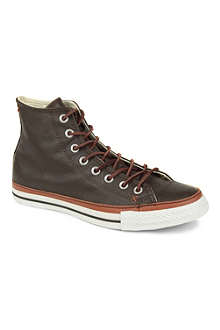 CONVERSE Clean Crafted high tops