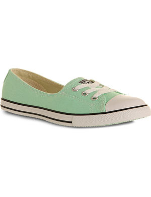 CONVERSE Dance lace low-top trainers