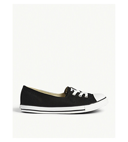 CONVERSE All Star Dance lace trainers (Black+excl