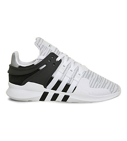 ADIDAS Equipment Support ADV mesh trainers (White+black