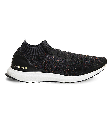 ADIDAS Ultra Boost Uncaged PRIMEKNIT trainers (Black+multi
