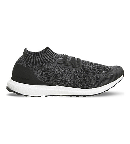 ADIDAS Ultra Boost Uncaged PRIMEKNIT trainers (Core+black+white