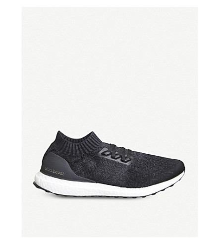 ADIDAS Ultra Boost Uncaged Primeknit trainers (Carbon