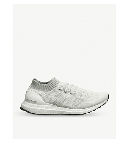 ADIDAS Ultra Boost Uncaged primeknit trainers (White