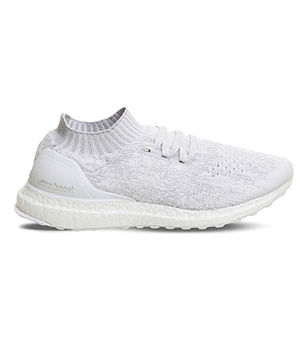 ADIDAS Ultra Boost Uncaged PRIMEKNIT trainers (White+white+f