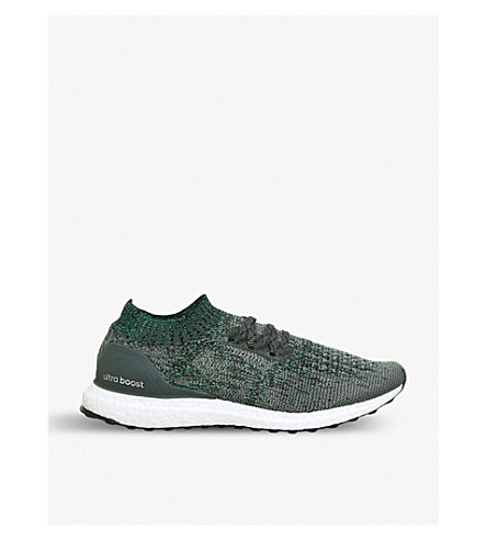 ADIDAS Ultra Boost Uncaged primeknit trainers (Grey+two+grey+five