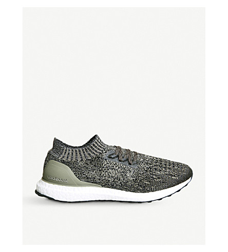 ADIDAS Ultra Boost uncaged primeknit trainers (Trace+cargo