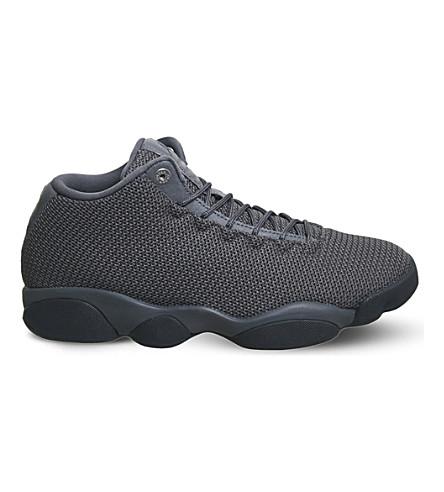 NIKE Jordan horizon low mesh trainers (Dark+grey+anthracite