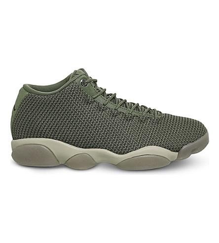NIKE 乔丹地平线网运动鞋 (中 + 橄榄 + 卡其色