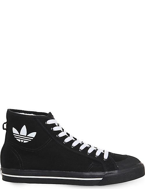 adidas x raf simons donne scarpe selfridges negozio online