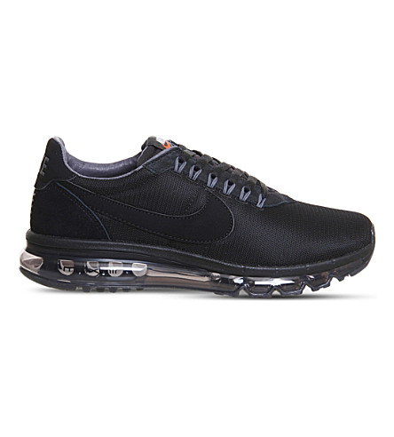 NIKE Air Max LD-Zero textile trainers (Black+dark+grey