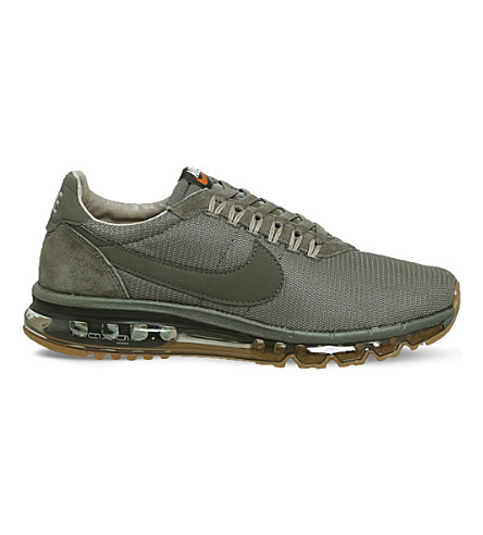 NIKE Air Max LD-Zero textile trainers (Medium+olive