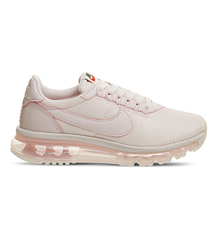 NIKE Air max ld zero textile trainers (Pearl+pink