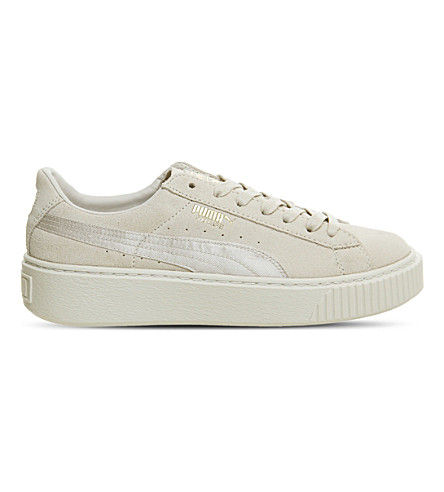 ... shoes satin 74561 0b3b3  best price puma suede platform trainers  pinktintgoldsatin. previousnext dd04b 07f33 7078298dd