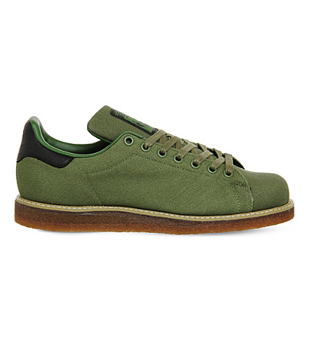 ADIDAS Stan Smith Wedge trainers (Parker green