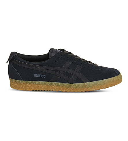 ONITSUKA TIGER Mexico 66 Delegation suede trainers