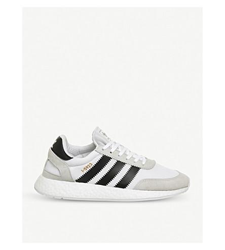ADIDAS Iniki runner nubuck trainers (White+core+black