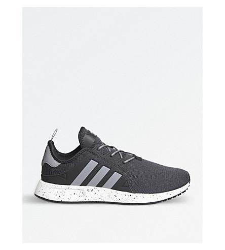 ADIDAS X-plr mesh trainers (Black+grey+white