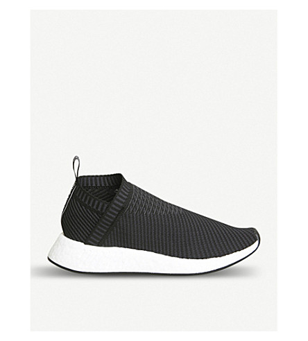 ADIDAS Nmd City Sock 2 Primeknit trainers (Core+black+carbon