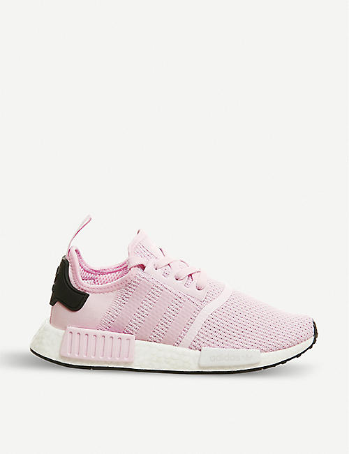 detailed pictures 01a68 6c87d ... pink womens 2702023583 3747a adf90  clearance adidas nmd r1 primeknit  trainers 17e4b d026b