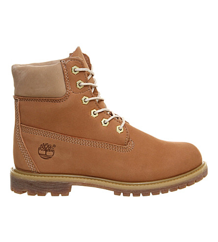 TIMBERLAND Premium 6-inch boot (Indian tan leather