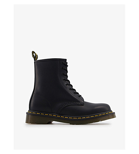 DR. MARTENS 1460 8-eye leather boots (Black
