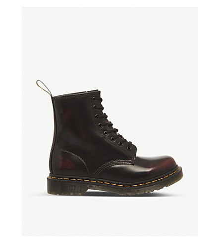 DR. MARTENS 1460 8-eye leather boots (Cherry+red+arcadia