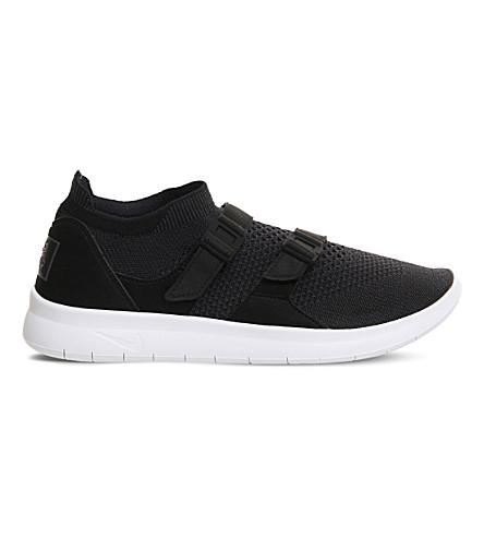 NIKE Air Sock Racer Ultra Flyknit sneakers (Black+white