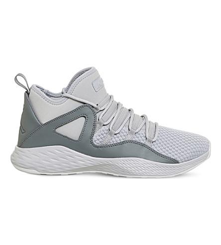 NIKE Jordan Formula 23 mesh trainers (Cool+grey