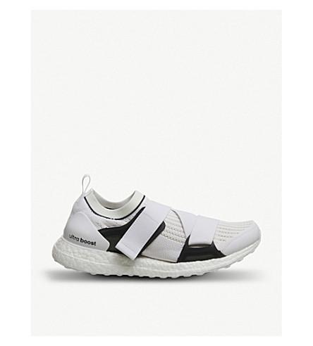 ADIDAS Stella McCartney UltraBoost X Primeknit trainers (White+chalk+white