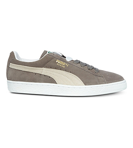 PUMA Suede classic trainers (Greywhite