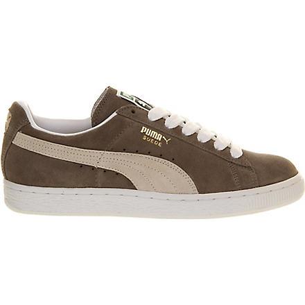 PUMA Suede classic trainers (Grey