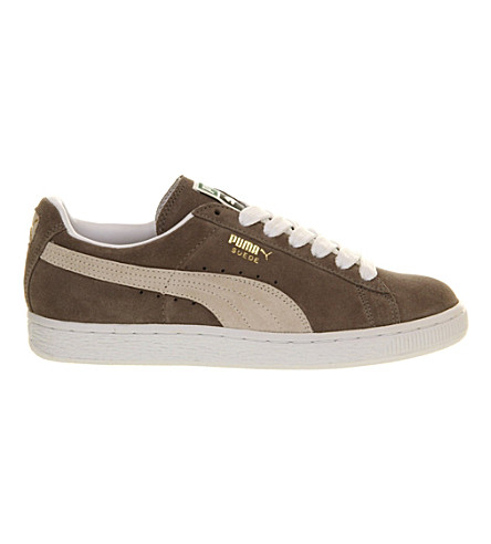PUMA Suede classic sneakers (Grey