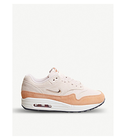 Air Max 1 Jewel suede trainers(726-10036-2836876832)