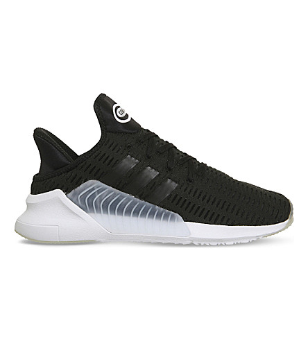 ADIDAS Climacool 02/17 mesh trainers (Core+black+white