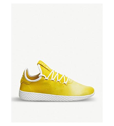ADIDAS PW Tennis Hu mesh trainers (Footwear+white