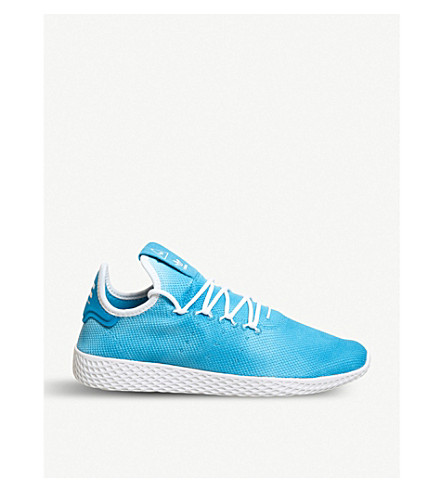 ADIDAS PW Tennis woven trainers (Bright+blue+white