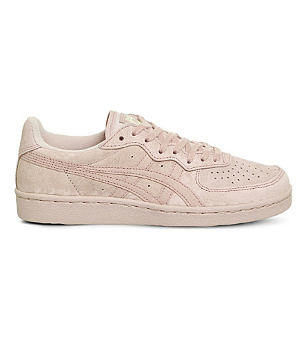 ONITSUKA TIGER GSM suede trainers (Evening+sand