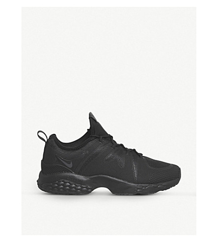 NIKE Air Zoom LWP'16 mesh trainers (Black