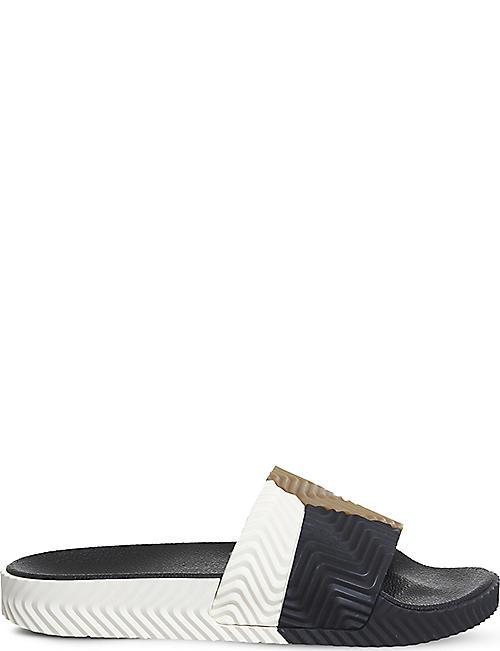 adidas appartamento sandali sandali femminili scarpe selfridges.