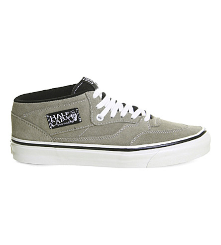 VANS Half cab 33 DX leather trainers (Og+birch+anaheim