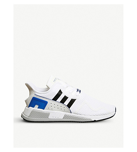 ADIDAS EQT Cushion ADV trainers (White+black+royal