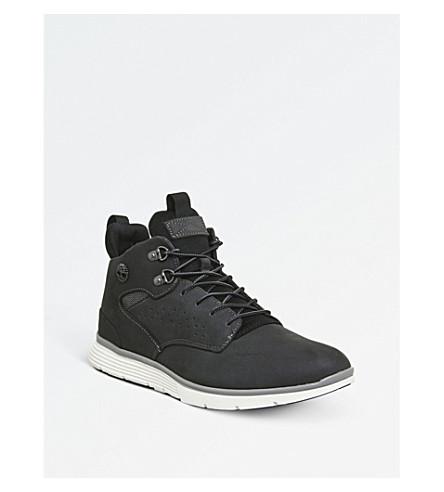 TIMBERLAND 顿徒步旅行靴子 (锻制 + 铁