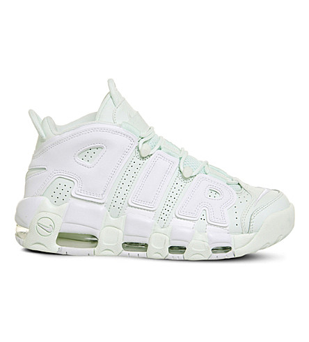 NIKE Air Max Uptempo (Barely+green+white